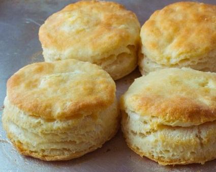 Popeye's Homemade Biscuits Copycat Recipe